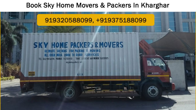Movers and packers In kharghar