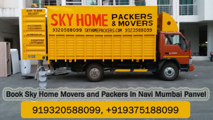Movers and packers in Navi Mumbai panvel