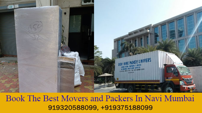 Movers and packers in Navi Mumbai