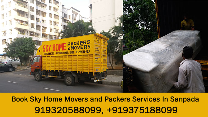 Movers and packers In Sanpada