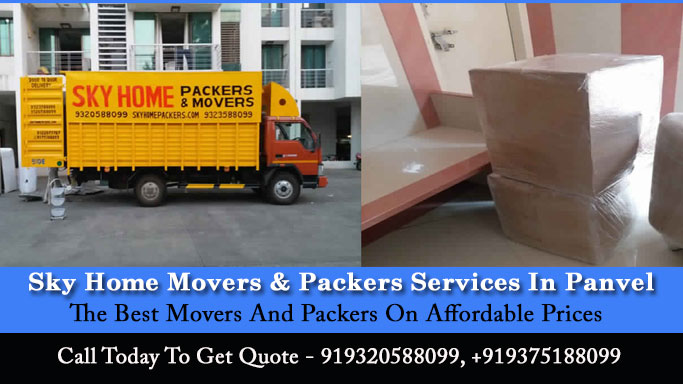 Movers Packers Services In Panvel