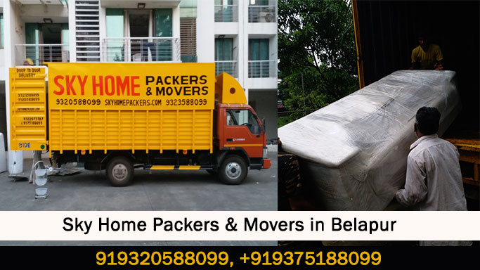 packers and movers  in belapur