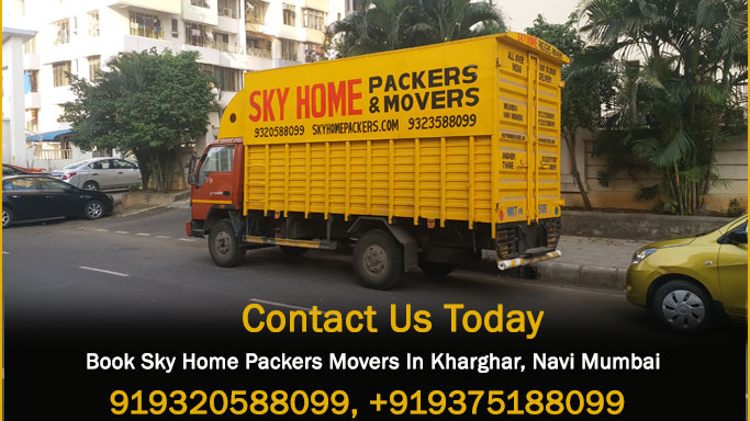 Packers Movers In kharghar Navi Mumbai