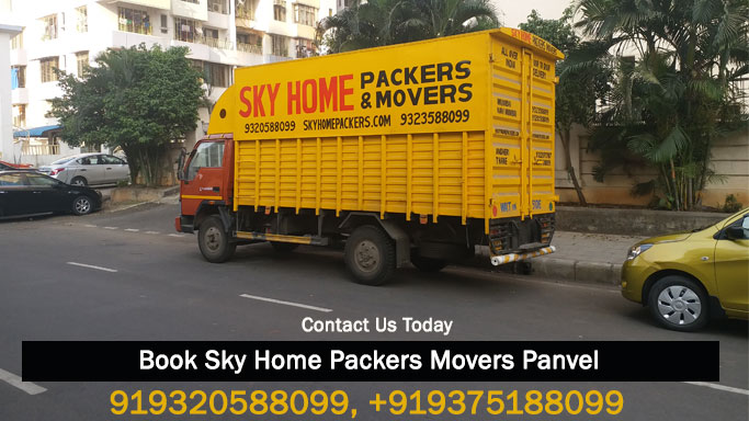 Packers Movers Panvel
